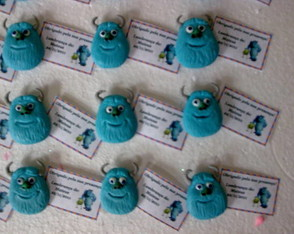MONSTROS SA  SULLEY IM�