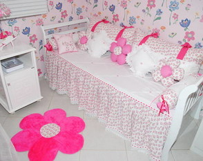 kit cama bab�