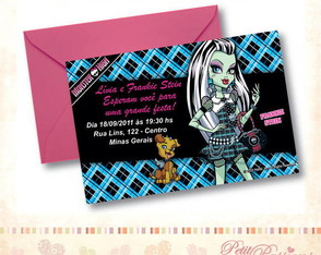 convite-monster-high-frankie-stein
