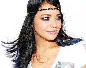 headband-glam-rock-preto-dourado