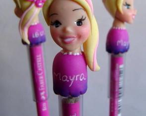 Lembrancinha da Barbie