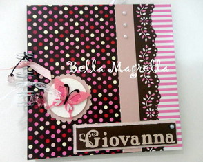 MINI ALBUM - Giovanna