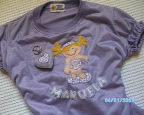 camiseta-infantil-fashion