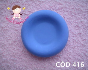C�d 416 Molde base p doces (S� A BASE)