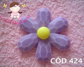 C�d 424 Molde de flor