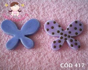 C�d 417 Molde de asa p/ borboleta