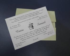 Convite de Casamento PGD 2190B - 1EFCE8