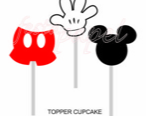 toppers-cupcake-mickey