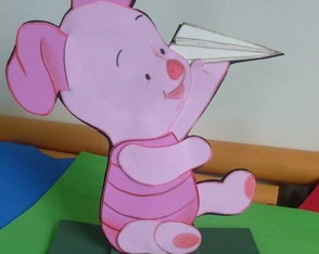 Leit�o do pooh baby