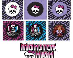 { Monster High }
