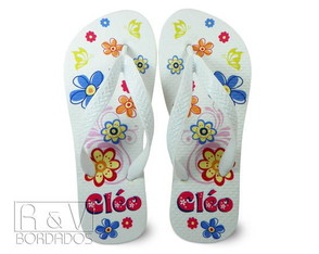 chinelo-personalizada-flores