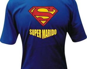 Camiseta SUPER MARIDO