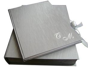 Livro de Presen�a com caixa
