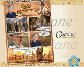 convite-gibi-indiana-jones