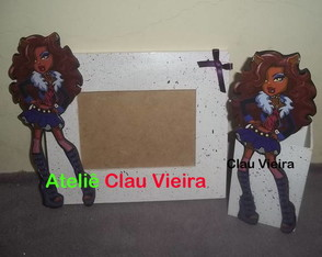 porta-retrato-monster-high