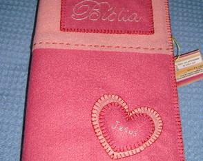 Capa para B�blia - Cora��o