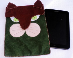 Case Tablet Gato