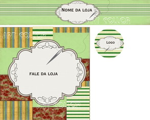 Kit cole��o 2013 patchwork