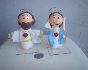 Sagr.C de Maria e Sagrado C. de Jesus