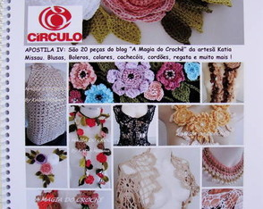 Apostila 4  A MAGIA DO CROCH�