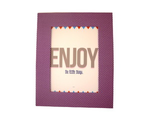 Quadro 26x21 - Enjoy The Little Things