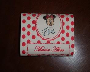 Chiclete flics Minnie