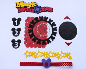 Kit Magic Memories (K24)
