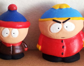 SOUTH PARK pequeno