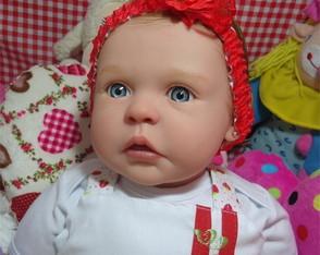 Beb� Reborn Giovanna - POR ENCOMENDA!