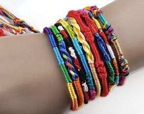 Friendship Set de 4 pe�as Hippie-Chic