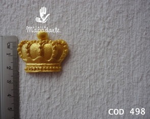C�d 498 molde de coroa