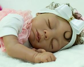 Beb� Reborn Samantha - POR ENCOMENDA!