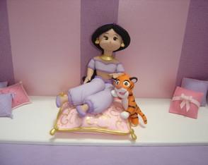 Princesas oficina de encantos elo7 - Tigre de jasmine ...