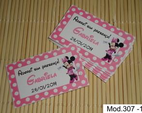 Tags Lembrancinhas Minnie