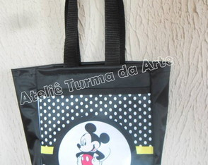 Sacola M Minnie E Mickey