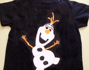 Body Ou Camiseta Frozen