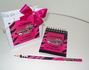 KIT BLOQUINHO MONSTER HIGH!