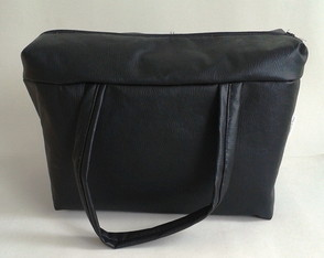 Lunch Bag T�rmica GG Ecocouro Preto