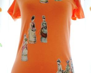 Camiseta Dama Antiga 10