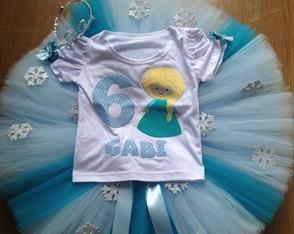 Conjunto Frozen Elsa