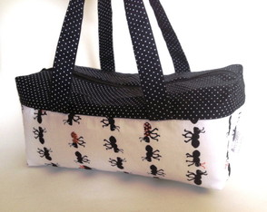 Lunch Bag T�rmica M formiguinhas