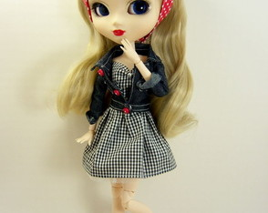 Conjunto Rockabilly Girl