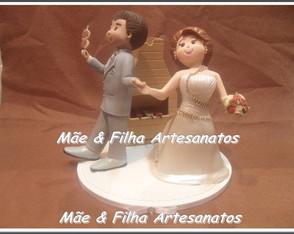 Noivinhos Churrasco-Neila e Willian