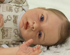 Beb� Reborn Luan - POR ENCOMENDA!