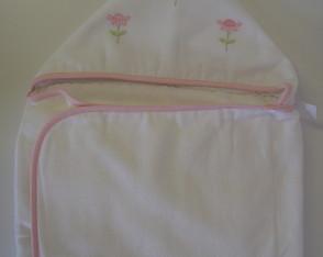 (TO 0003) Toalha de banho flores