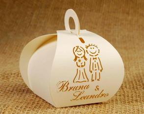 Caixa Para Bem Casados Noivos Modelo 4