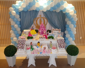 Aluguel Mesa Proven�al Princesas op��o 2