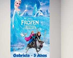 Banner Personalizado - Frozen