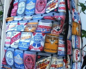 Mochila Cervejas do Mundo Todo