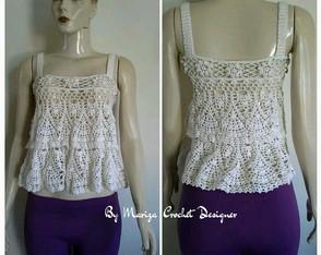 Batinha Crochet